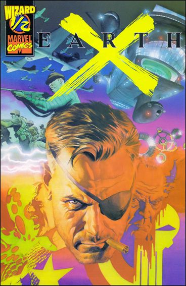 Earth X (1999) 1/2-A by Marvel
