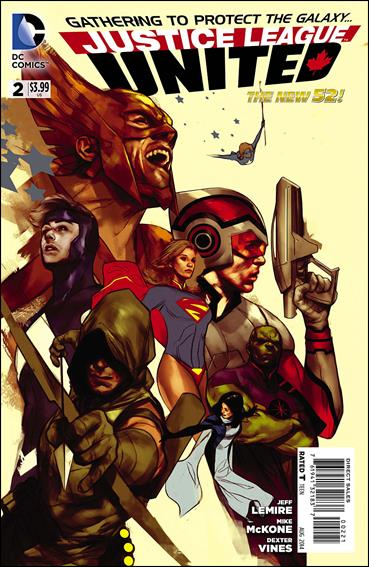 Justice League United 2-F by DC
