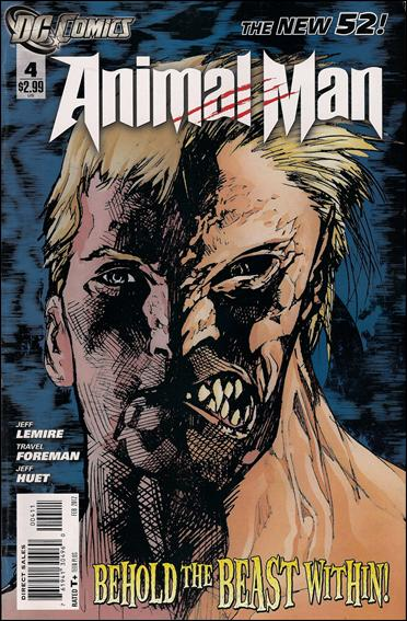 Animal Man (2011) 4-A by DC