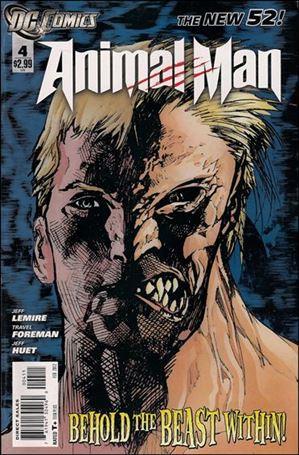 Animal Man (2011) 4-A