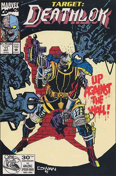 Deathlok (1991) 11-A by Marvel