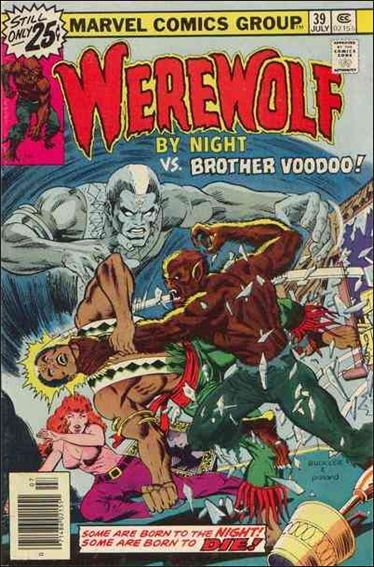 Werewolf by Night (1972) 39-A by Marvel