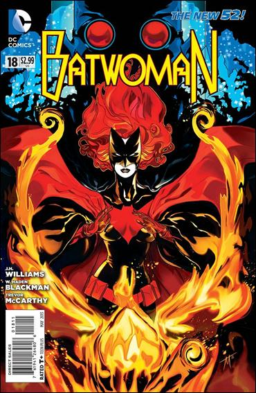 Batwoman 18-A by DC