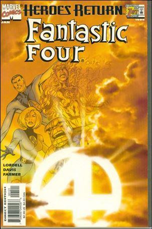 Fantastic Four (1998) 1-B