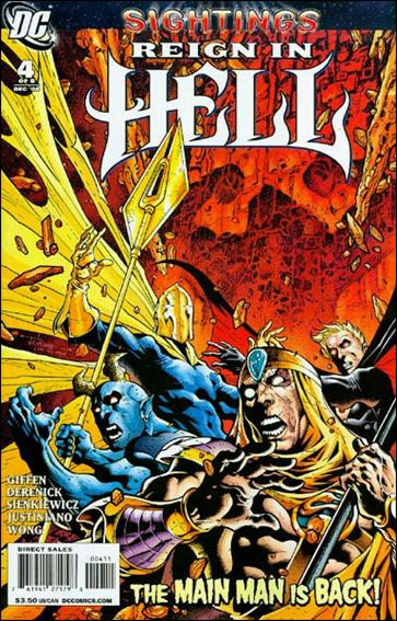 Reign in Hell 4-A by DC