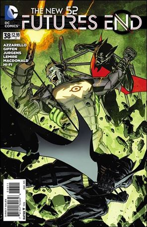 New 52: Futures End  38-A