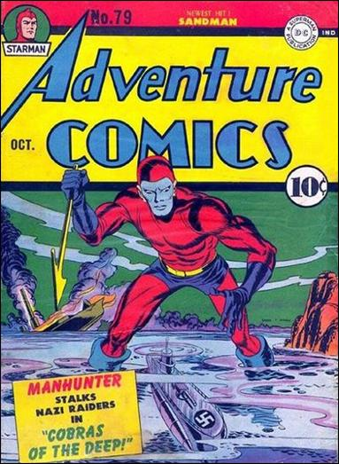 Adventure Comics (1938) 79-A by DC
