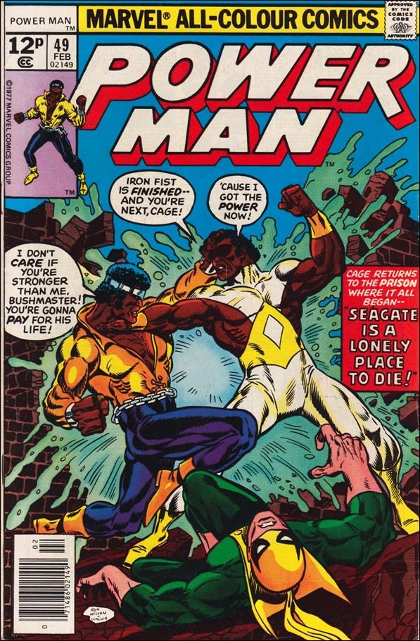 Power Man 49-B by Marvel