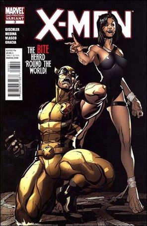 X-Men (2010) 3-D