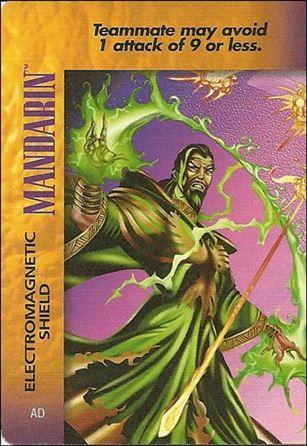 Marvel Overpower Powersurge (Base Set)nn105-A