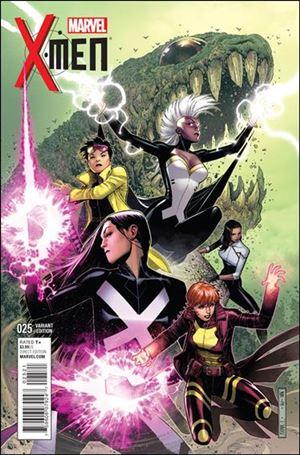 X-Men (2013) 25-B