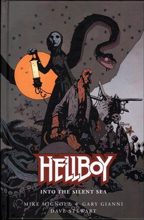 Hellboy: Into the Silent Sea nn-A