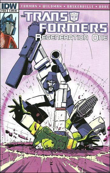 Transformers: Regeneration One 84-C by IDW