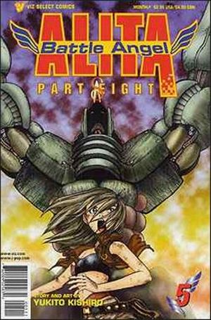 Battle Angel Alita Part 8 5-A