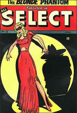 All-Select Comics 11-A by Marvel