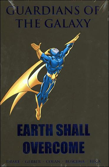Guardians of the Galaxy: Earth Shall Overcome nn-A by Marvel