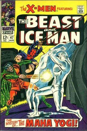 X-Men (1963) 47-A