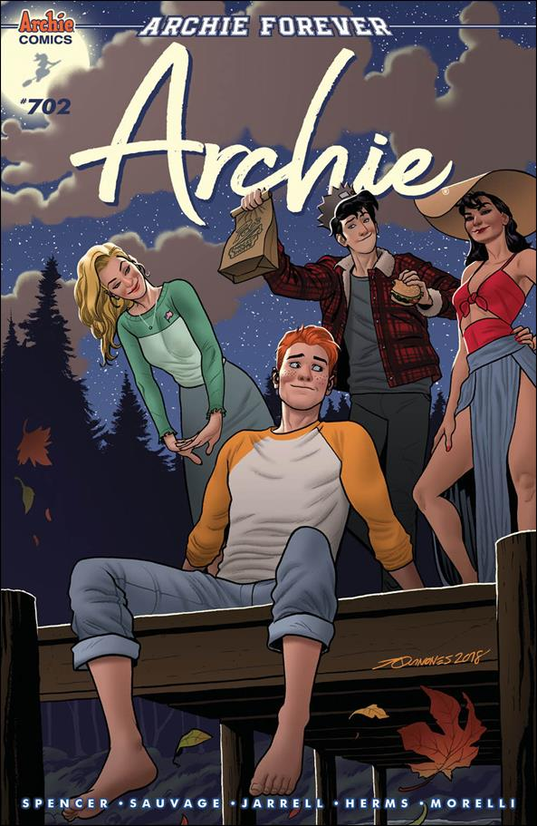 Archie (1942) 702-B by Archie