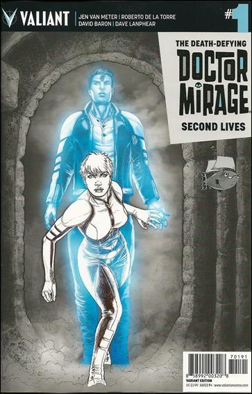 The Death-Defying Dr. Mirage: Jen Van Meter, Robert de la ...