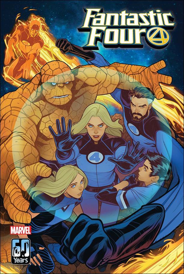 Fantastic Four (2018) 35-C by Marvel
