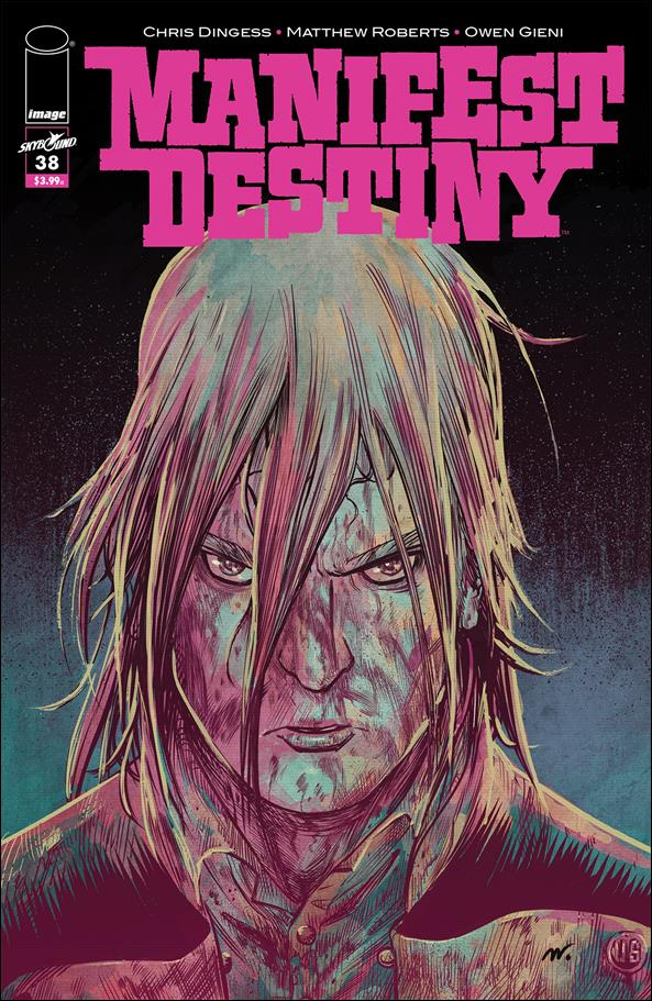 Manifest Destiny 38-A by Skybound Entertainment