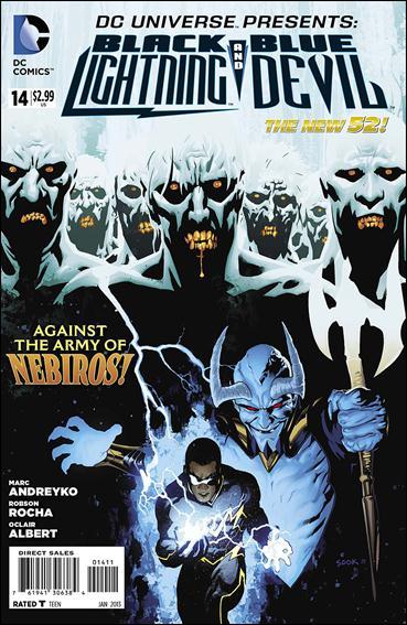 DC Universe Presents 14-A by DC