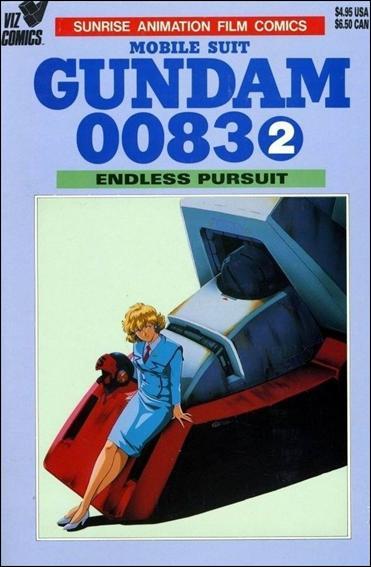Mobile Suit Gundam 0083 2-A by Viz