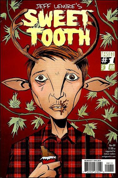 Sweet Tooth 1-A by Vertigo