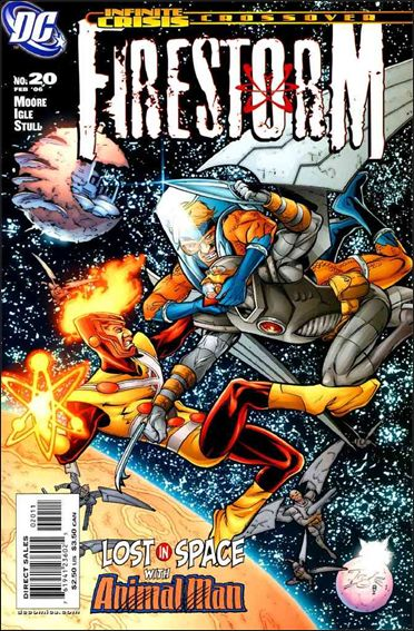 Firestorm (2004) 20-A by DC