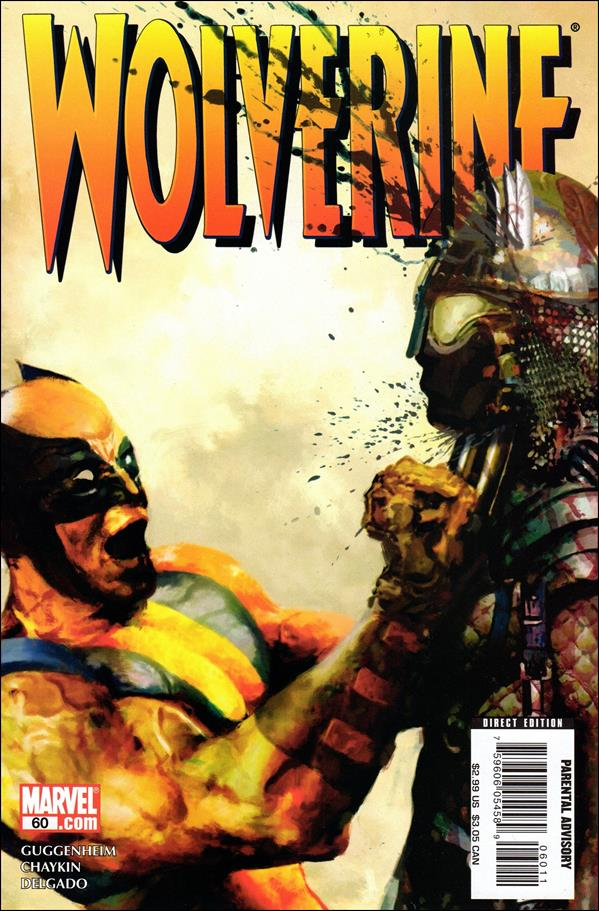 Wolverine (2003)  60-A by Marvel
