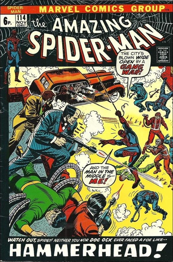 Amazing Spider-Man (1963) 114-B by Marvel