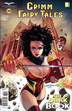 Grimm Fairy Tales (2016) 38-A