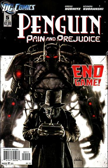 Penguin: Pain and Prejudice 5-A by DC