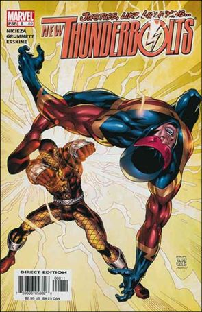 New Thunderbolts 8-A