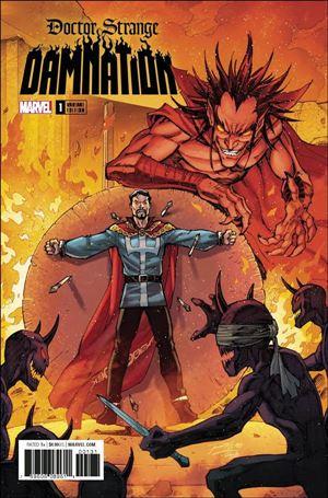 Doctor Strange: Damnation 1-B