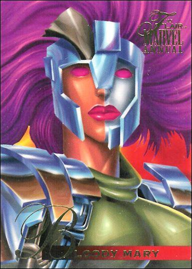 Marvel Annual Flair '95 (Base Set) 53-A by Fleer