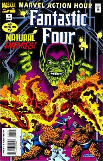 Marvel Action Hour, Featuring The Fantastic Four 7-A by Marvel