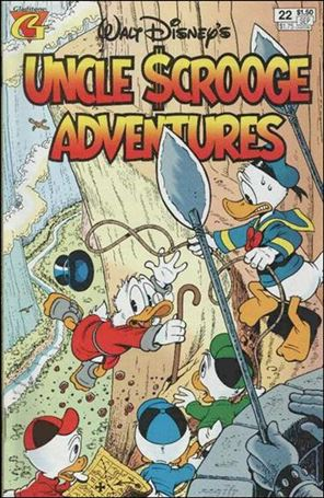 Walt Disney's Uncle Scrooge Adventures 22-A