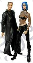 Alias 2-Pack (TV Series) Sydney Bristow and Michael Vaughn by Mirage