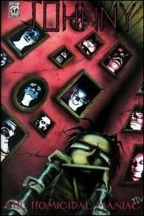 Johnny the Homicidal Maniac  2-A by Slave Labor Graphics (SLG) Publishing