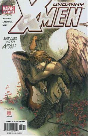 Uncanny X-Men (1981) 438-A