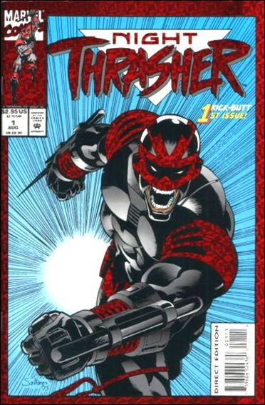 Night Thrasher 1-A by Marvel