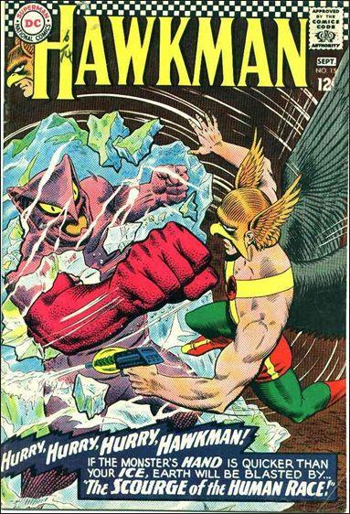 Hawkman (1964) 15-A by DC