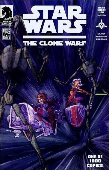 Star Wars: The Clone Wars 1-B by Dark Horse