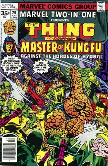 Marvel Two-In-One (1974) 29-B by Marvel