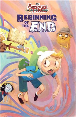 Adventure Time: Beginning of the End 1-A