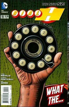 Dial H 11-A