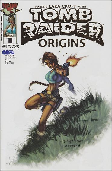 Tomb Raider: Origins 1-C by Top Cow