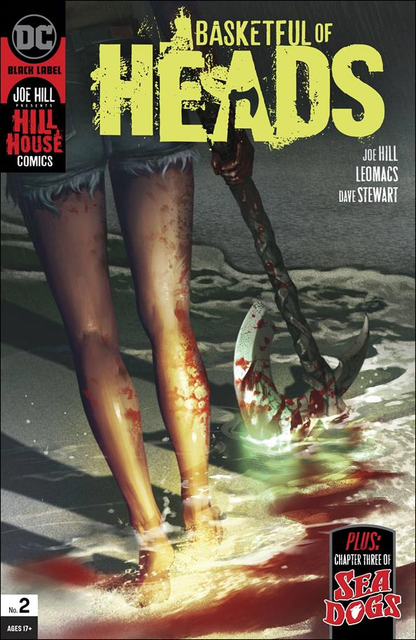Basketful of Heads 2-A by Hill House Comics