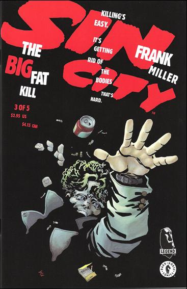 Sin City: The Big Fat Kill 3-A by Dark Horse